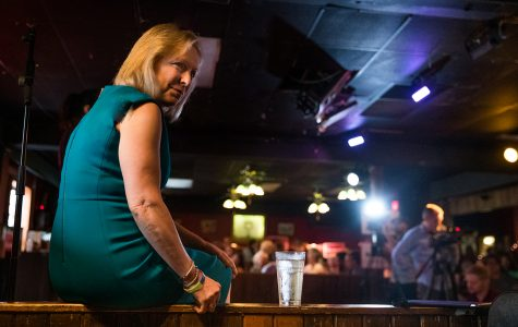 Kirsten Gillibrand in Iowa City: I will be the nominee