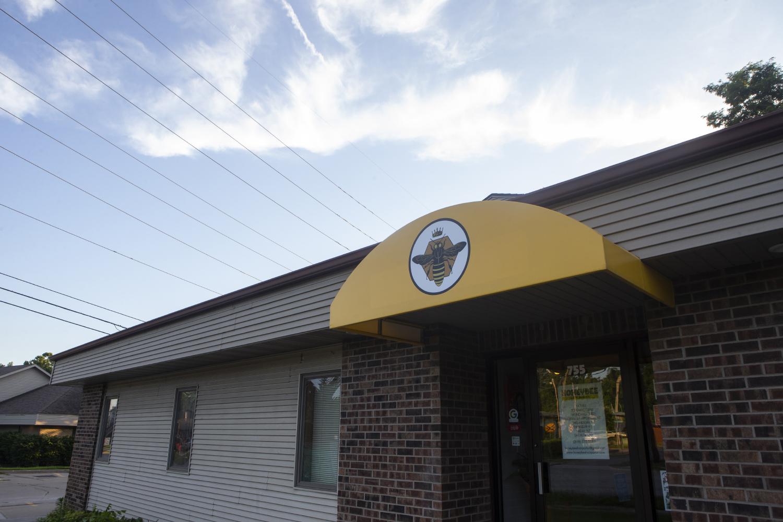 Honeybee Hair Parlor is seen on July 1, 2019. (Katie Goodale/The Daily Iowan)