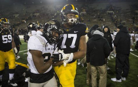 Iowa football's Jackson expected to return during season