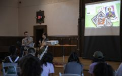 UI hosts high school artists and writers in residency programs