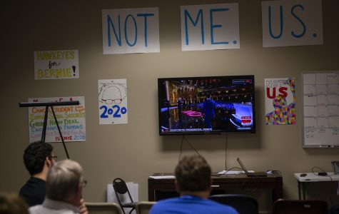Iowa City voters react to the first night of July debates