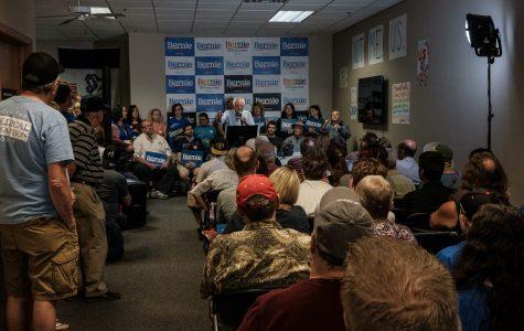 Photos: Sen. Bernie Sanders rally in Iowa City (7/3/19)