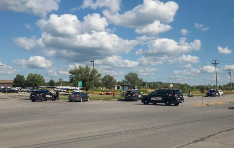 Officer-involved shooting injures Iowa City police officer, shoplifting suspect