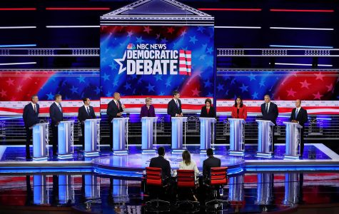 Opinion: 20 Out of 20: Those who didn't make the Democratic debate should drop out
