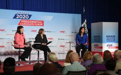 3 presidential candidates talk about varying health-care plans at Cedar Rapids AARP forum