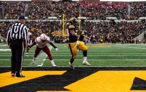 Iowa enters season with full backfield