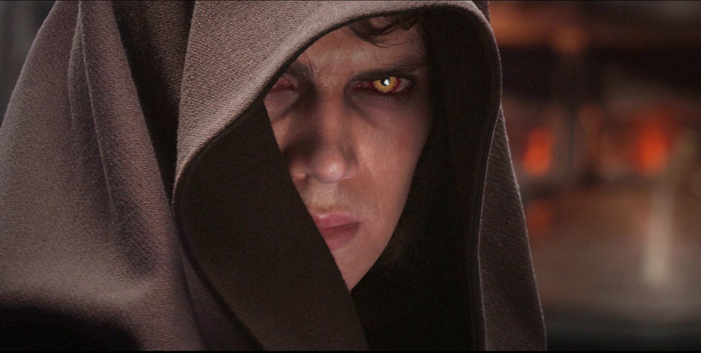 KRT WHAT'S NEXT STORY SLUGGED: TRIVIA KRT HANDOUT PHOTOGRAPH (May 10) Anakin Skywalker (Hayden Christensen) turns to the dark side of the Force in