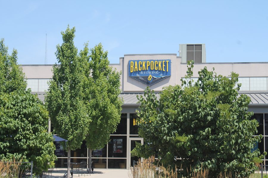 The+Backpocket+Brewing+in+Coralville+is+seen+on+July+16%2C+2019.