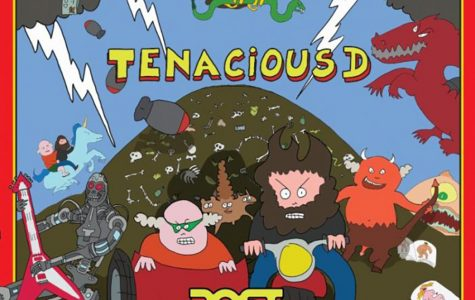 Tenacious D rocks out in the Midwest