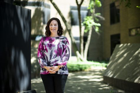 Denise Martinez takes on associate dean for cultural affairs