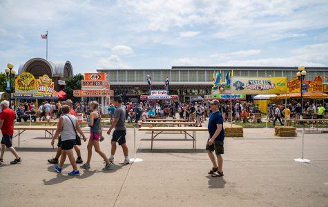 Photos: Iowa State Fair (8/10/19)