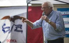 "Bernie Sanders in Iowa: ""Everything we stand for is achievable"""