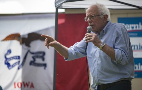 Bernie Sanders in Iowa: 'Everything we stand for is achievable'
