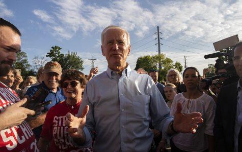 Photos: Former Vice President Joe Biden visits Iowa City (8/7/2019)