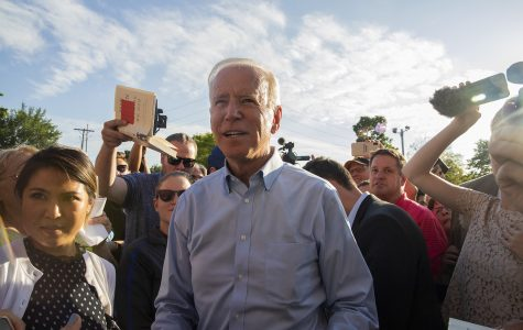 'We need someone who can win' — Biden rallies support at Iowa City office opening
