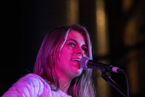 Alana Springsteen performs at Wildwood on Thursday, August 22, 2019. Alana Springsteen opened for Filmore.
