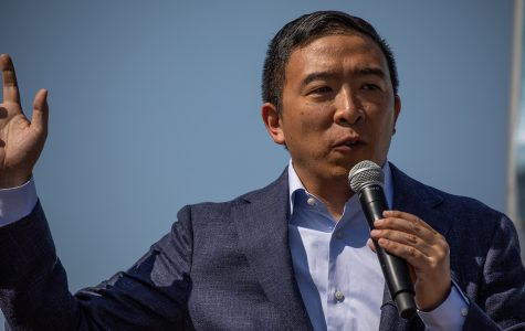 Businessman Andrew Yang