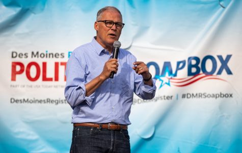 Jay Inslee, 'climate candidate,' drops out of presidential race