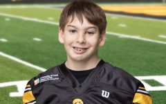 Meet the first Kid Captain of the Hawkeye football season, Aidan Kasper