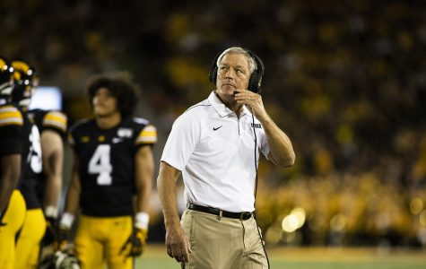 Iowa football looks to early Big Ten matchup in Week 2