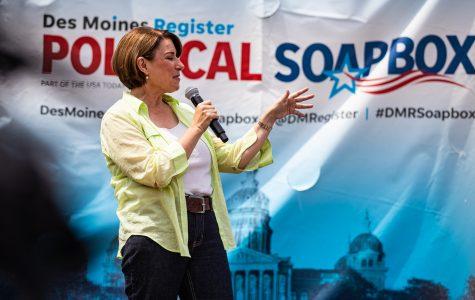 Minnesota Sen. Amy Klobuchar