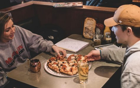 Point/Counterpoint: Does ranch belong on pizza?