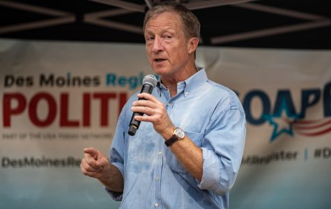 Businessman and Democrat donor Tom Steyer
