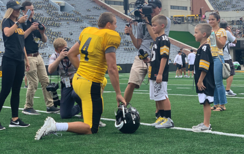 Takeaways from Kids' Day at Kinnick