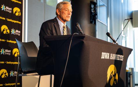 Photos: Iowa football media day (8/9/2019)