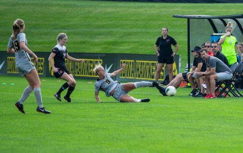 Cary brings intensity, consistency to Iowa soccer