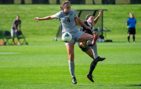 Photos: Iowa soccer vs. Illinois State (9/1/2019)