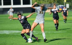 Iowa soccer looks to continue winning streak at home