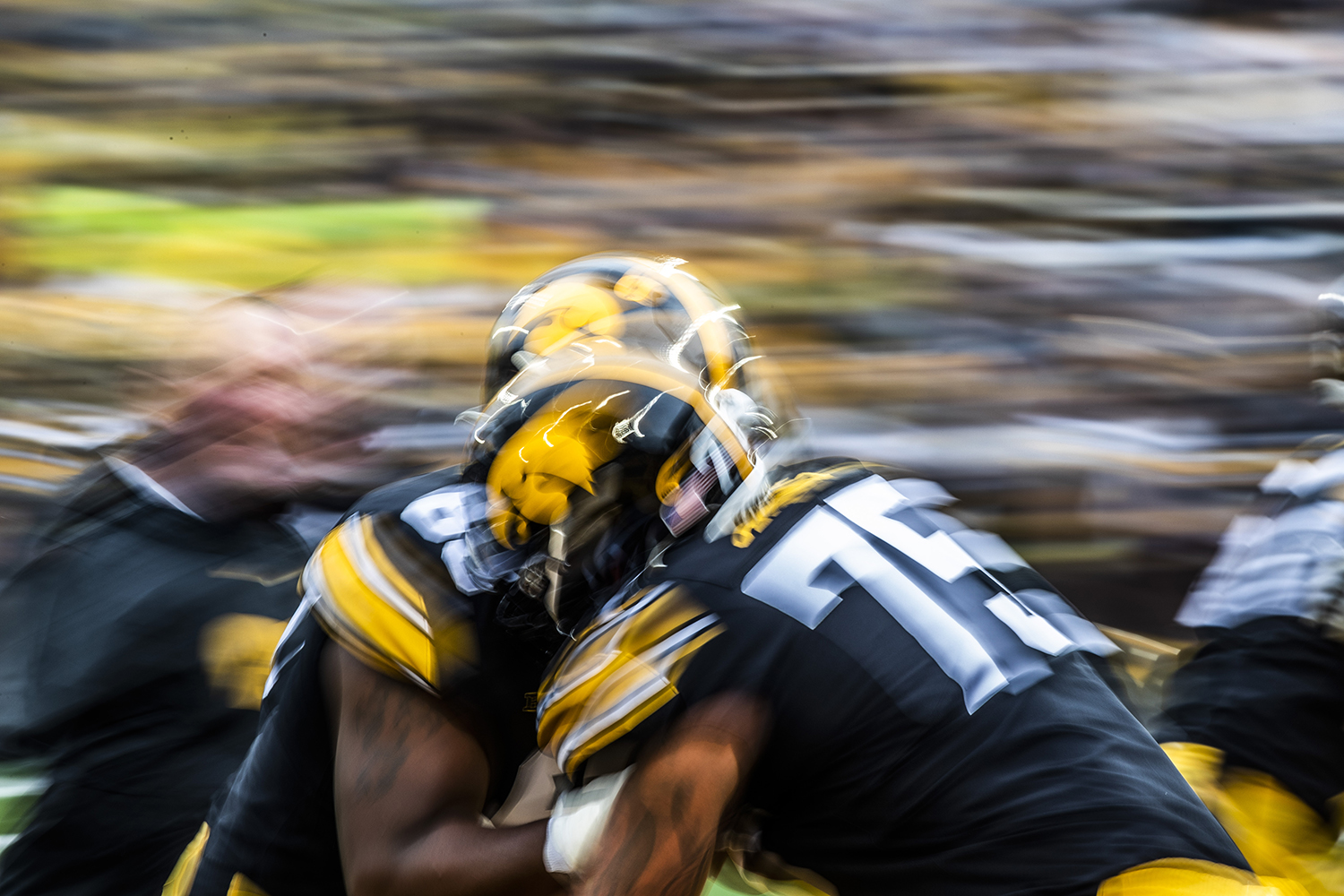 Photos: Iowa vs  Miami (Ohio)-(8/31/19) – The Daily Iowan