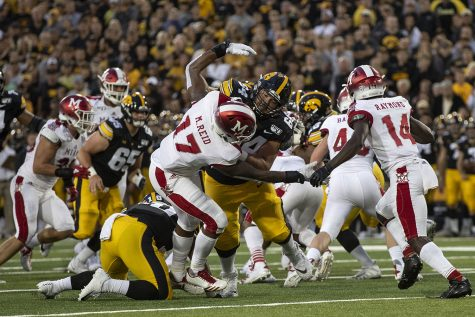 Iowa's run defense, receiver depth key against Northwestern