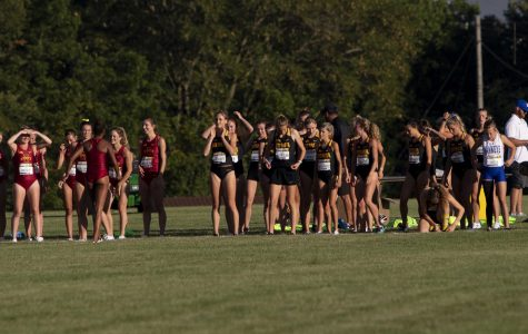 Cross-country travels to South Bend for Joe Piane Invitational