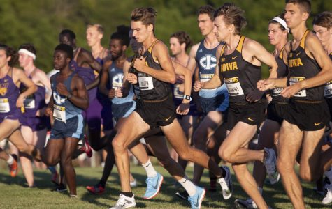 Mylenek, Kralovetz, lead cross country at Big Ten Championships