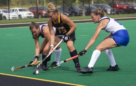 Iowa field hockey comes off competitive weekend to neutral match