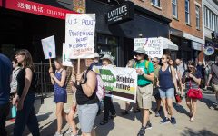 Iowa City Global Climate Strike march demands climate action