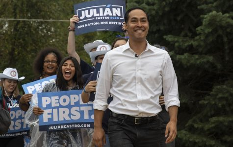 Presidential hopefuls Julián Castro, John Delaney to visit Johnson County Friday.