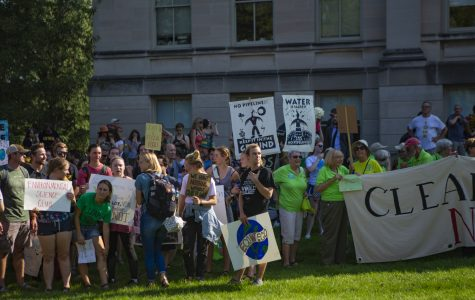 Opinion: UI leaders must react to calls of climate strikers