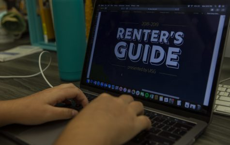 UISG and Student Legal Services release second annual Renter's Guide