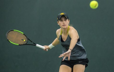 Women's tennis completes first leg of southeast action