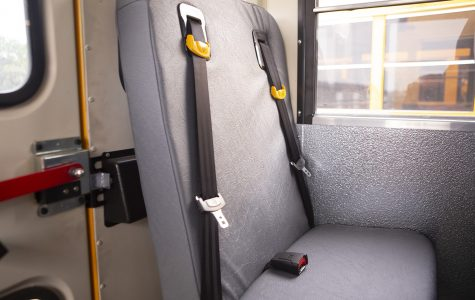 Iowa legislation requiring seat belts on new school buses approved by State Department of Education
