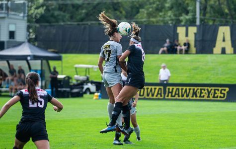Iowa soccer relies on team depth for success