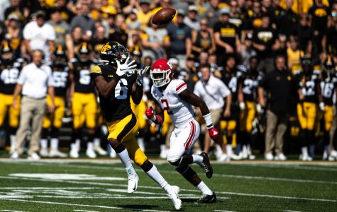 Smith-Marsette posts career day against home-state Rutgers