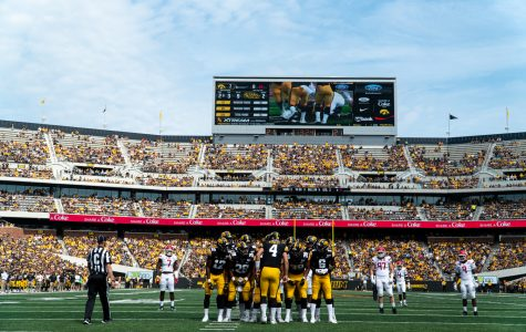 Highlights from Iowa's press conference following Rutgers win