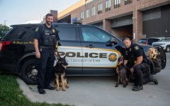 UI police adds two police dogs to the force