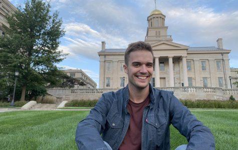 Sean Zimmer, UI sophomore