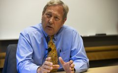 Q&A: UI President Bruce Harreld discusses diversity head's resignation, contract extension, Cy-Hawk game