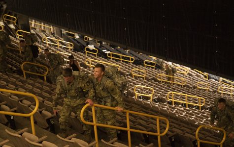 UI ROTC hosts fifth annual 9/11 stair climb memorial on campus